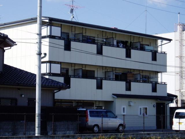 摂津市正雀の賃貸物件外観写真