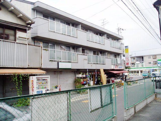 阪急京都線摂津市駅の賃貸物件外観写真