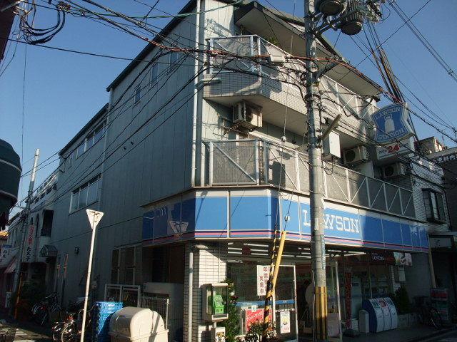 摂津市正雀本町の賃貸物件外観写真