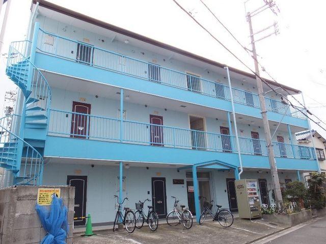 JR東海道本線(近畿)千里丘駅の賃貸物件外観写真