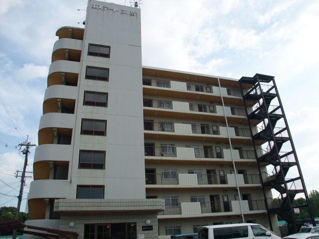 摂津市三島の賃貸物件外観写真