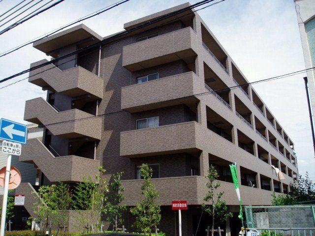 摂津市千里丘の賃貸物件外観写真
