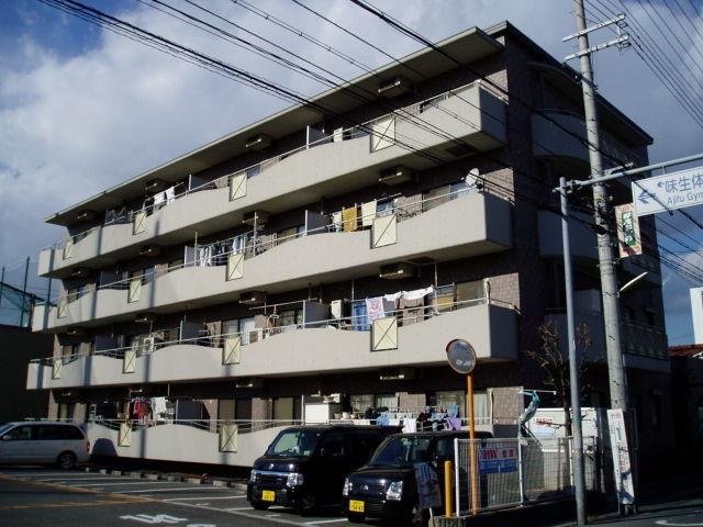 阪急京都線相川駅の賃貸物件外観写真